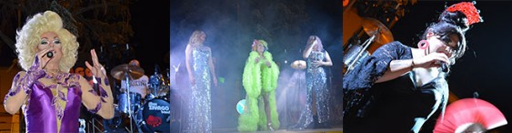 Drag queen per feste ed eventi