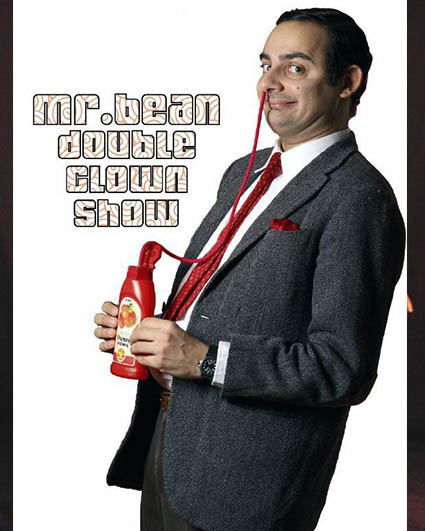 sosia mr bean international